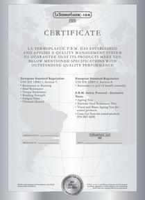 f.b.m.certificate