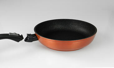 copper pan with detachable mo forte by la termoplastic fbm