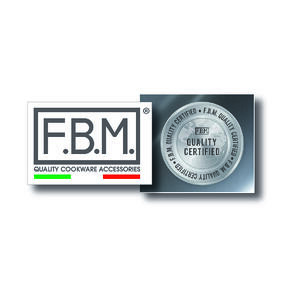 la termoplastic fbm logo quality certified for quality cookware accessories